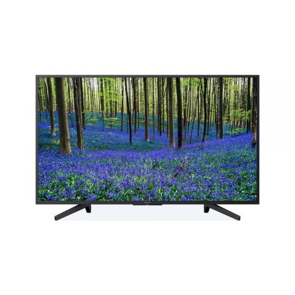 "TV LED Sony BRAVIA XBR-49X725F 49"" 4K Smart"